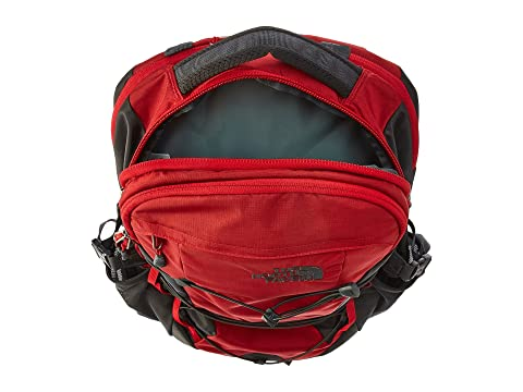 The Ripstop Face Asphalt Red Rage Borealis Gray North wxXrHw
