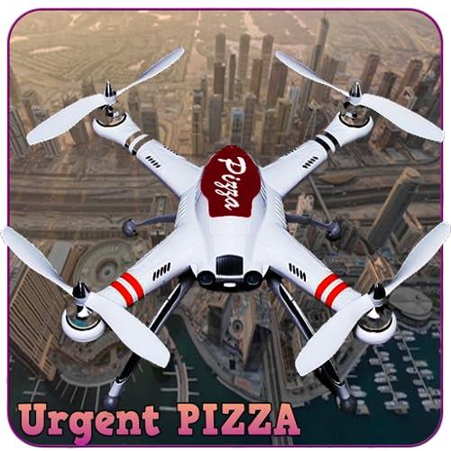 Drone Pizza Delivery