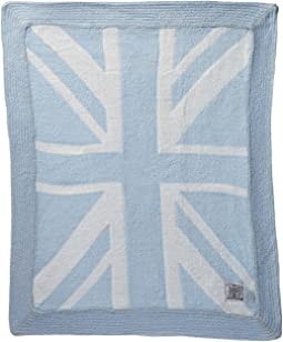 Little Giraffe - Dolce Union Jack Blanket