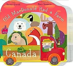 Old MacDonald Had a Farm in Canada (Old MacDonald Had a Farm Regional Board Books)
