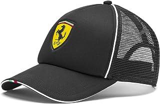 PUMA x Scuderia Ferrari Fanwear Adjustable Strapback Trucker Cap Hat
