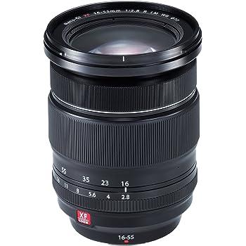 Fujinon XF16-55mmF2.8 R LM WR Zoom Lens by Fujifilm - Black