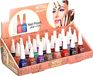 NITRQ Nail Polish Long lasting Set 24Pcs
