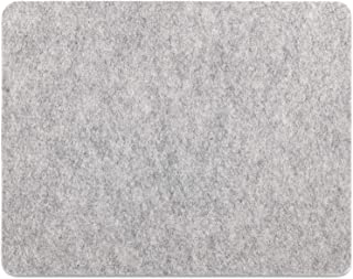 Tidy Monster 17'' x 13.5'' Wool Pressing Mat for Quilting, 100% Wool from New Zealand, Portable Felted Wool Ironing Mat