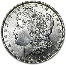 1889 Morgan Dollar BU $1 Brilliant Uncirculated