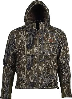 Gamekeeper Mossy Oak Fleece Lined Waterproof Harvester Jacket (Treestand, X-Large)