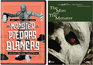 Spanish Horror Collection - The Man and the Monster & The Monster of Piedras Blancas 2-DVD Bundle