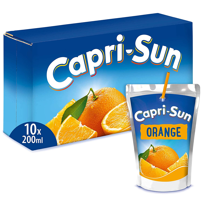 Capri Sun Orange, 20 x 20 ml  Amazon.de Lebensmittel & Getränke