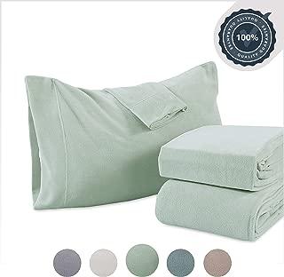 Berkshire Blanket Heavyweight Polarfleece Sheets