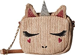 Princess Gwen Straw Crossbody