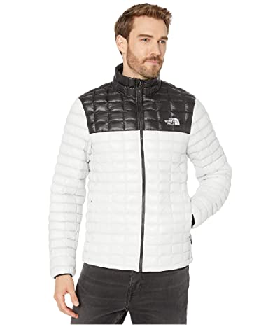 The North Face Thermoball Eco Jacket (Tin Grey/TNF Black) Men