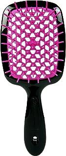 Superbrush Detangler Brush Black/Pink