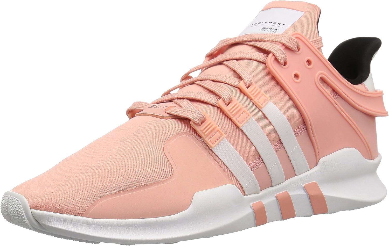 Adidas Men's Eqt Support Adv Fashion Sneaker,trace pink white black,5 M US