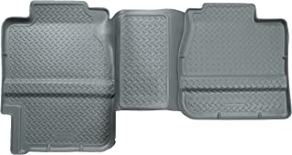 Husky Liners - 61102 Fits 1988-99 Chevrolet/GMC C1500/K1500 Extended Cab, 1988-00 Chevrolet/GMC C2500/C3500/K2500/K3500 Classic Style 2nd Seat Floor Mat Grey