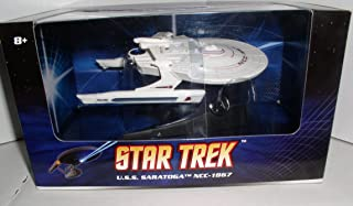 STAR TREK U.S.S. SARATOGA NCC-1867 SHIP by Hot Wheels