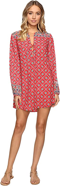 Nanette Lepore - Pretty Tough Tunic Cover-Up