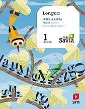 Lengua, Básico. 1 Primaria. Más Savia. Madrid