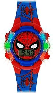 Spiderman Garçons Digital Montre avec Bracelet en PU SPD4504