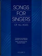 Song For Singers Of All Ages: Volume 2