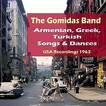 Armenian Greek Turkish, Songs & Dances (USA Recordings 1963)