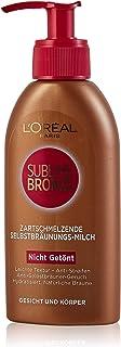L'Oréal Paris Sublime Bronzen zelfbruinende melk, 150 ml