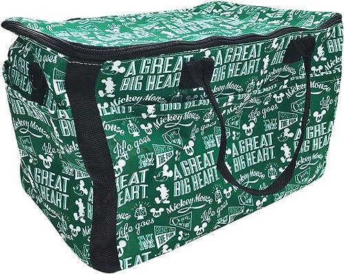 con 60% de descuento Mickey Mouse cooler cooler cooler basket [verde (GR)]  venta directa de fábrica