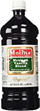Mexican Vanilla Blend By Molina Vainilla, 33.3 Oz / 1000 Ml (Vanillin Extract) by Molina Vanilla (33.3 Fl Oz)