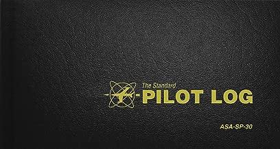 The Standard Pilot Log (Black): ASA-SP-30 (Standard Pilot Logbooks)