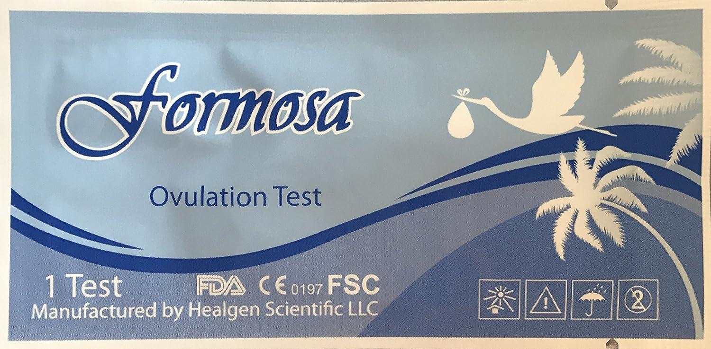 Formosa Medical LH Ovulation 50 Tests Pack