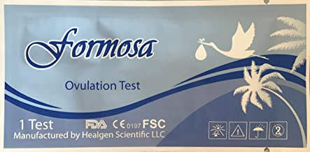 Formosa Medical LH Ovulation 50 Tests Pack