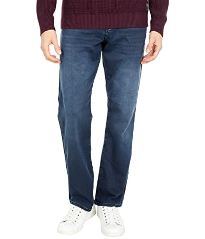 Mavi Jeans Matt Relaxed Straight in Dark Blue Athletic