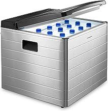 Dometic CombiCool RC 2200 EGP, geruisloze, elektrische absorberende koelbox van aluminium met gasaansluiting 50 mbar, 40 l...