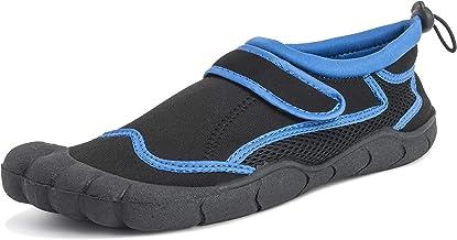 Hombres Suela De Goma Navegar Ligero Agua Nadar Aqua Playa Piscina Mar Zapatos