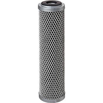 0.5 Micron Pentek FloPlus-10 Carbon Block Filter Cartridge 9-3//4 x 2-7//8