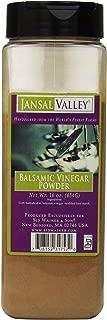 Best balsamic vinegar powder Reviews