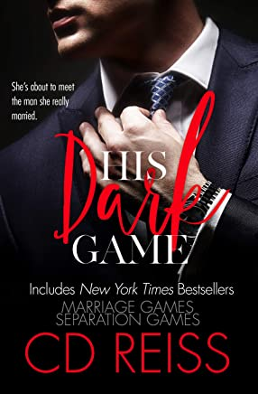 His Dark Game: The Complete Games Duet (English Edition)