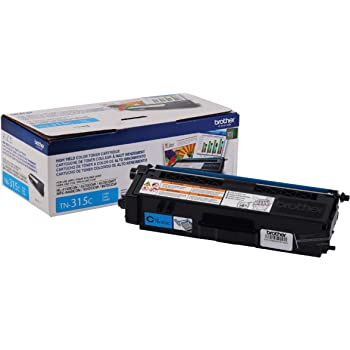 Brother TN-315C DCP-9050 9055 9270 HL-4140 4150 4570 MFC-9460 9465 9560 9970 Toner Cartridge (Cyan) in Retail Packaging