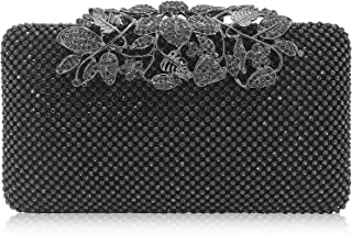 DEXMAY DM womens Flower Clutches