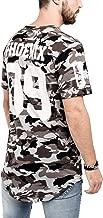 Blackskies Allstar Mens Longline T-Shirt | Oversized Curved Hem L/S Long Tee S M L XL