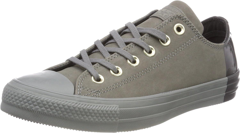 Converse Unisex Adults' Chuck Taylor CTAS Ox Nubuck Fitness shoes