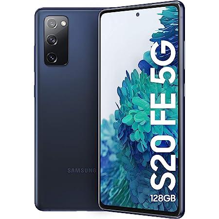 (Renewed) Samsung Galaxy S20 FE 5G (Cloud Navy, 8GB RAM, 128GB Storage)