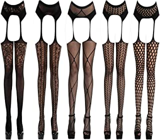 Women's 2 Pack Sexy Lingerie Babydoll Stretch Stockings Sleepwear Party Dress Pack