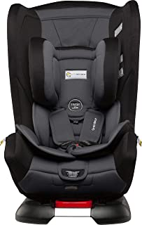 InfaSecure Grandeur Astra Convertible Car Seat for 0 to 8 Years, Grey