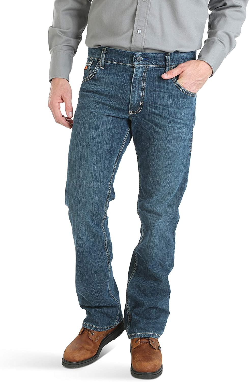 Wrangler Riggs Workwear おすすめ特集 期間限定送料無料 Men's FR Flame Advanced Resistant Retro