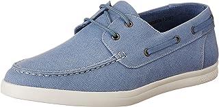 V Dot Men's Boat Shoes