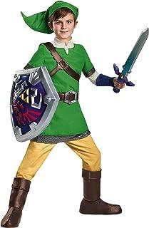 Deluxe Link Child Costume - Medium