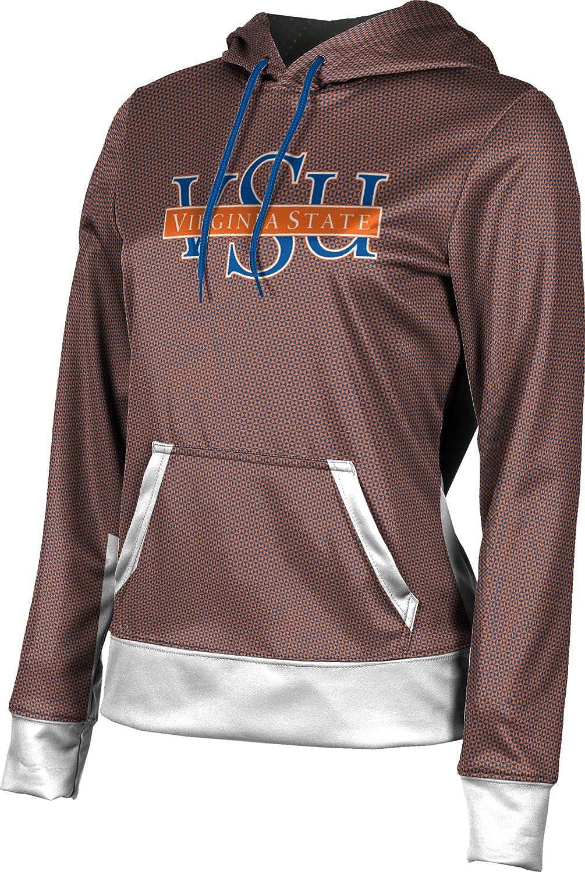 Virginia State University Girls' Pullover Hoodie, School Spirit Sweatshirt (Embrace)
