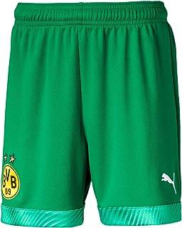 PUMA BVB GK Shorts Jr - Pantaloncini Unisex Bambini