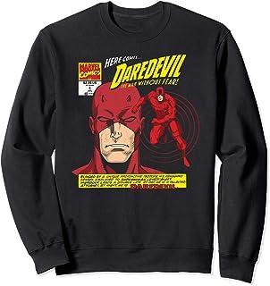 Marvel Daredevil Comic Book Sweatshirt