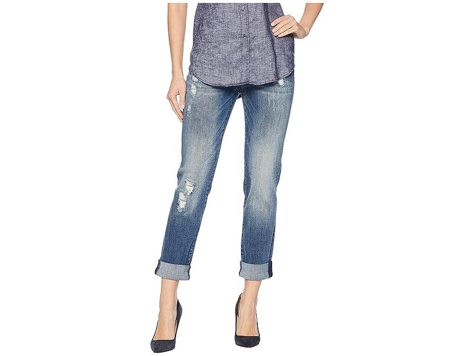 KUT from the Kloth Catherine Boyfriend Jeans in Hearten (Hearten/Medium Base Wash) Women